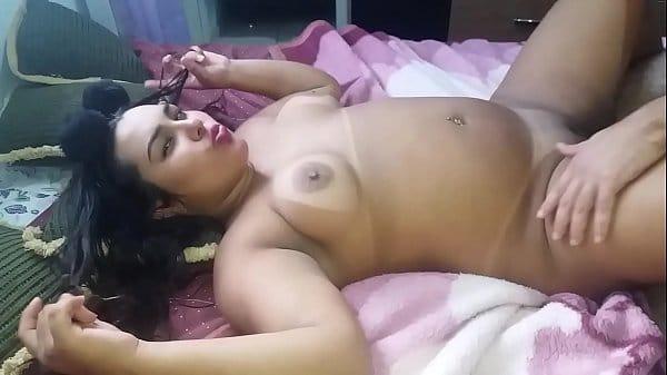 Sexo com gordinha gostosa dando a buceta em porno caseiro