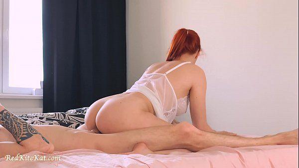 Fodendo ruiva novinha safada e filmando sexo
