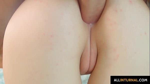 Sexo anal com novinha russa Marina Visconti
