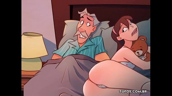 Quadrinhos sexo novinha foi dormir no quarto do vovô