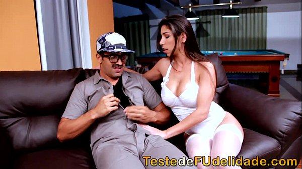 Video porno as panteras brasileira gostosa chupando e sentando na piroca